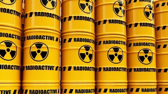 Toxické barely (ilustrační foto)
