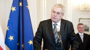 Miloš Zeman ve funkci prezidenta
