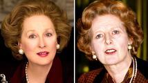 Oscarová Meryl Streep: Margaret Thatcher byla průkopnicí ženské role v politice