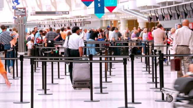 Letiště (ilustrační foto)