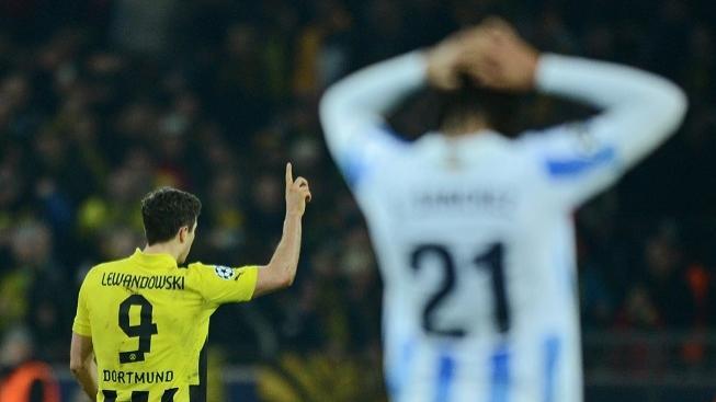 Borussia Dortmund - FC Málaga