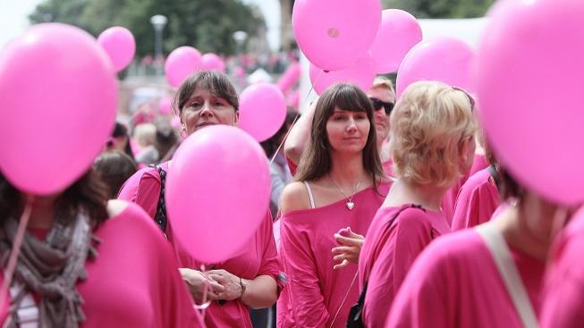 Avon Růžový pochod