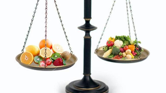 Vyvážená strava (ilustrační foto)
