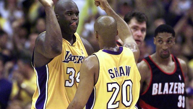 Lakers vs. Blazers