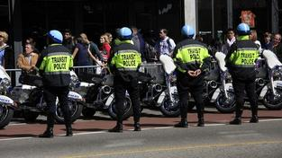 Bostonská policie