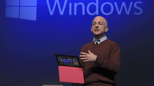 Představení operačního systému Windows 8