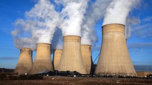Tepelná elektrárna (ilustrační foto)