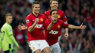 Radost hráčů United