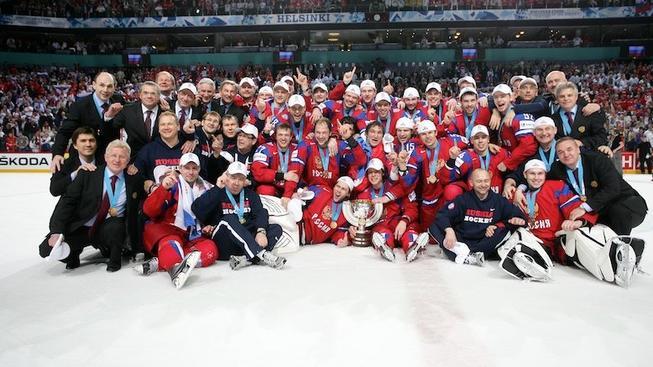 Ruští hokejisté se budou opět radovat!