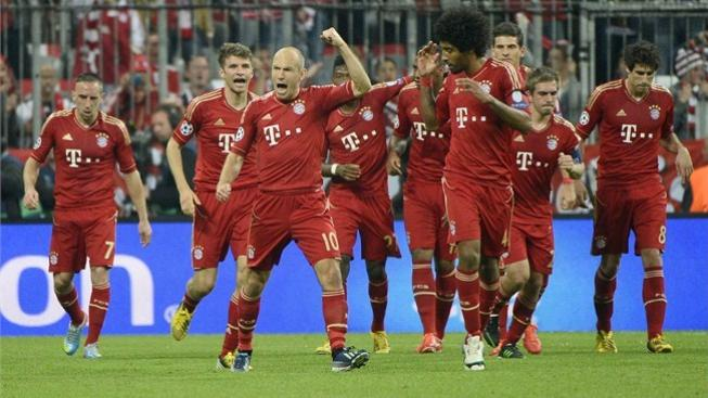 Hráči Bayernu Mnichov