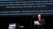 Knihou roku 2013 je román Jiřího Hájíčka Rybí krev