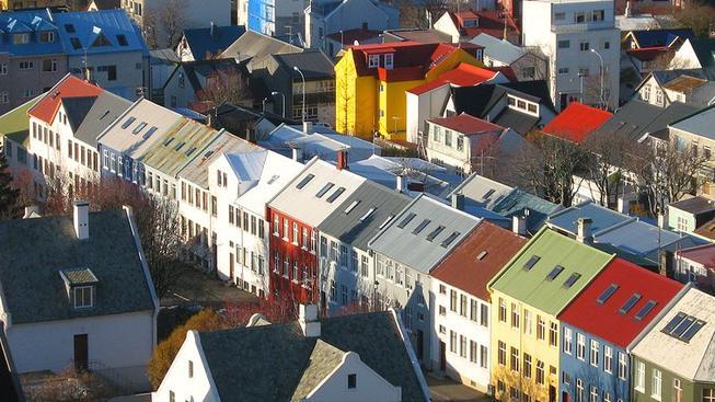 Reykjavík (ilustrační fotografie)