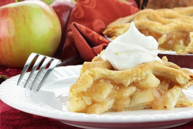 Jablečný dezert (ilustrační foto)
