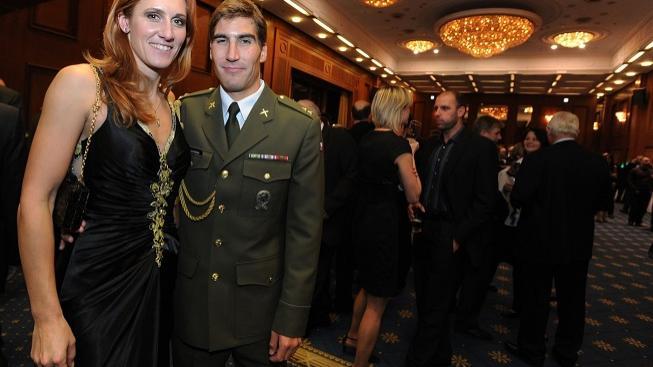 Miroslava Knapková a David Svoboda (Sportovec roku)