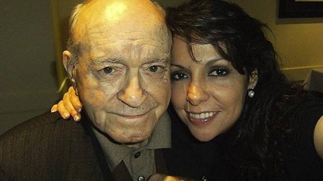 Alfredo di Stefano s budoucí manželkou