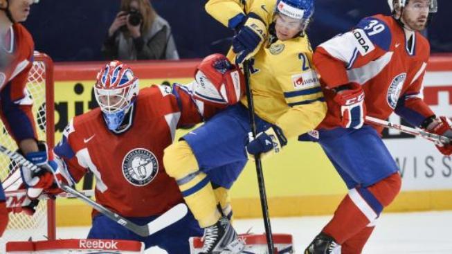 Zápas Švédsko - Norsko