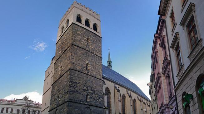 Kostel sv. Mořice v Olomouci