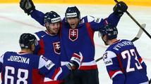 Zázrak z Helsinek: Slováci po fantastickém výkonu směřují do čtvrtfinále!
