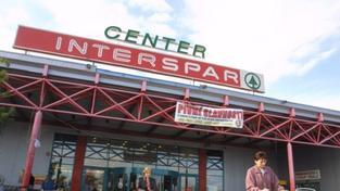 Prodejna Interspar