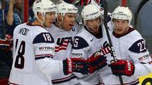Sborná na mistrovství končí. Američané ztrapnili Rusko osmi góly!