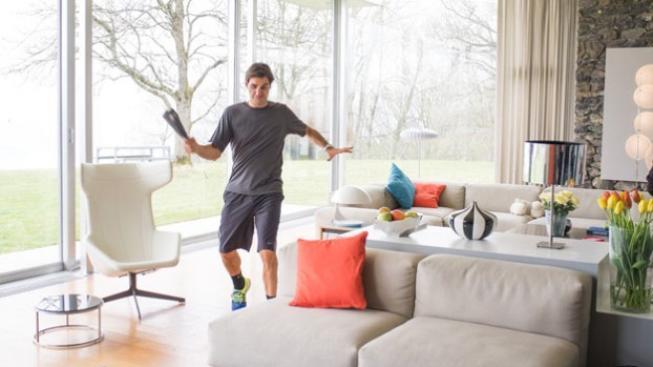 Roger Federer v reklamě