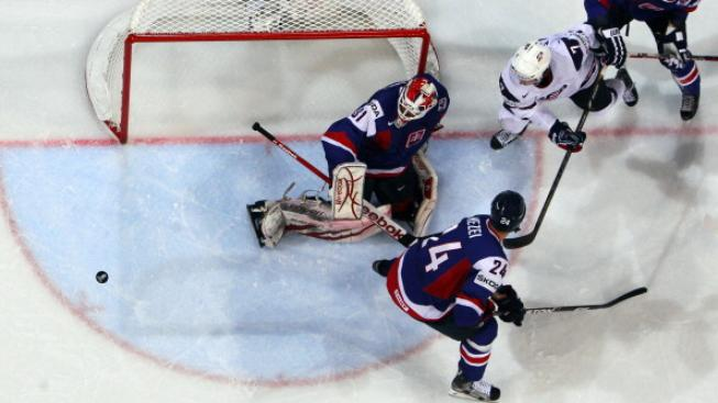 Zápas Slovensko - Finsko