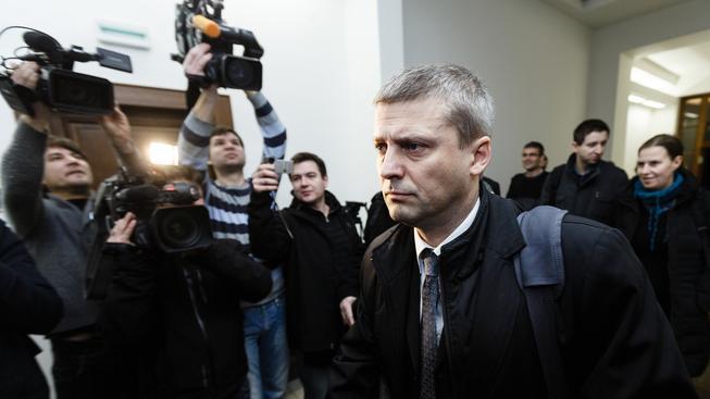 Poslanec Pekárek již sedí ve vězení