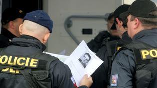 Pátrání policie (ilustrační foto)