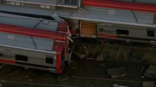 Srážka vlaků v Connecticutu
