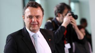 Ministr vnitra Hans-Peter Friedrich