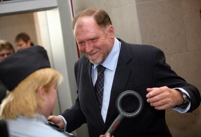 Advokát Sokol lituje Klause a přináší novinky o obvinění Parkanové a Julínka