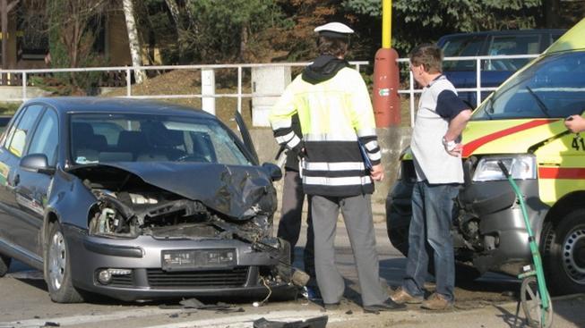 Smrtelná autonehoda (ilustrační foto)