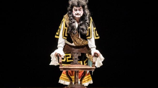 Scéna z představení Pán z Prasečkova