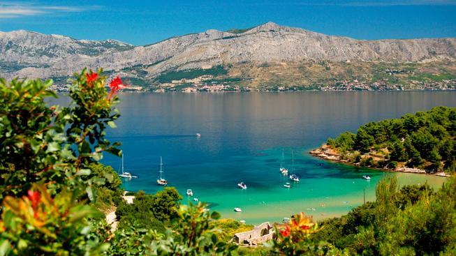 Jadranské moře, Chorvatsko