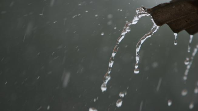 Deštivé počasí