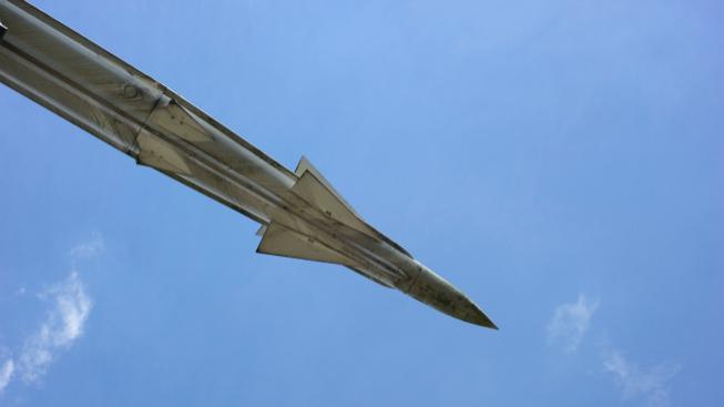 Raketa, ilustrační foto.