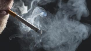 Kouření tabáku (ilustrační foto)