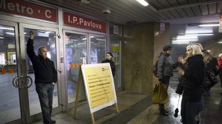 Uzavřené metro