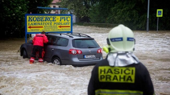 Povodeň v Praze
