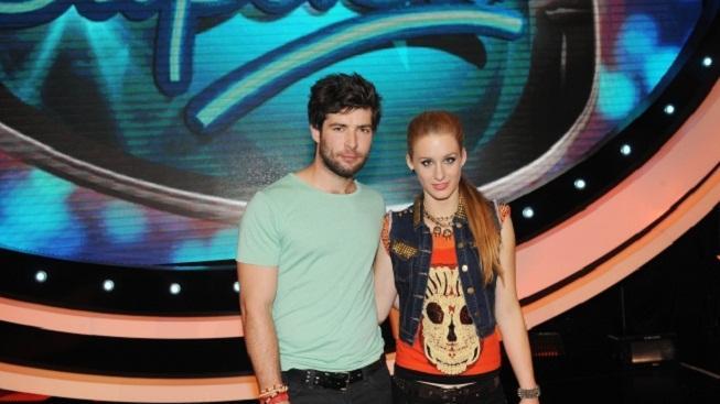 Vítězka SuperStar Křováková a poražený Pčelár