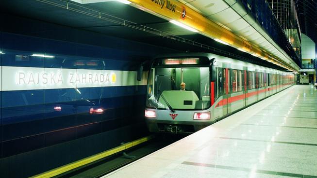 Metro B (ilustrační foto)