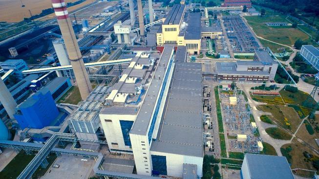 Tepelná elektrárna Mělník
