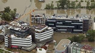 Vltavská kaskáda má dost prostoru pro zadržení dalších povodní