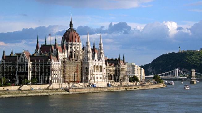 Budapešť (ilustrační fotografie)