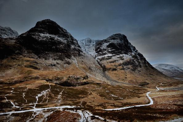 Putování skotskou vysočinou