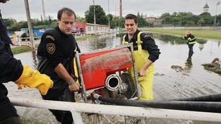 Povodně v Čechách