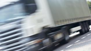 Kamion (ilustrační foto)