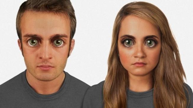 Budoucí lidské tváře