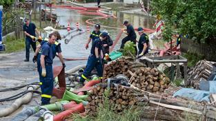 Letošní povodně