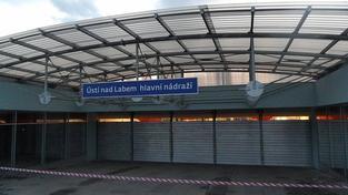 Hlavní nádraží, Ústí nad Labem